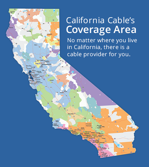 CA Cable Provider Map 2 - CCTA on