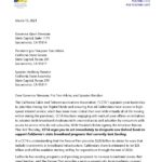 CCTA Letter to Governor Leadership on Federal BB 3.15.21_Page_1