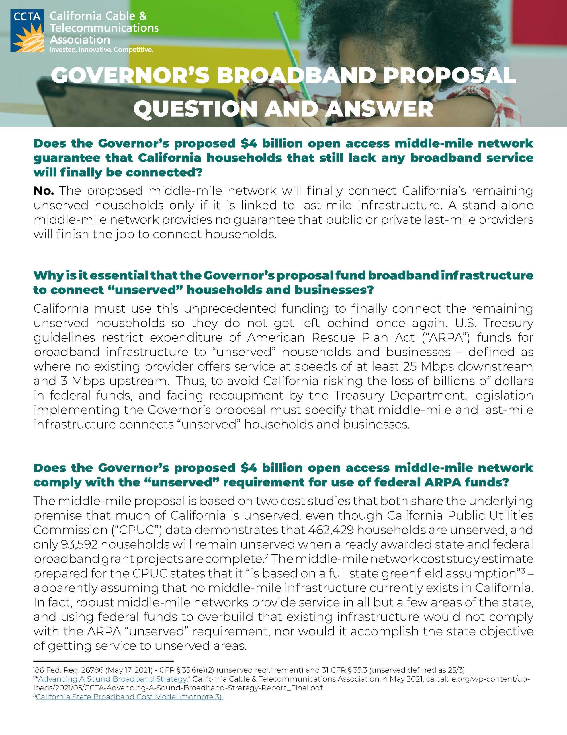 CCTA Broadband Proposal Q&A Fact Sheet_Final_Page_1